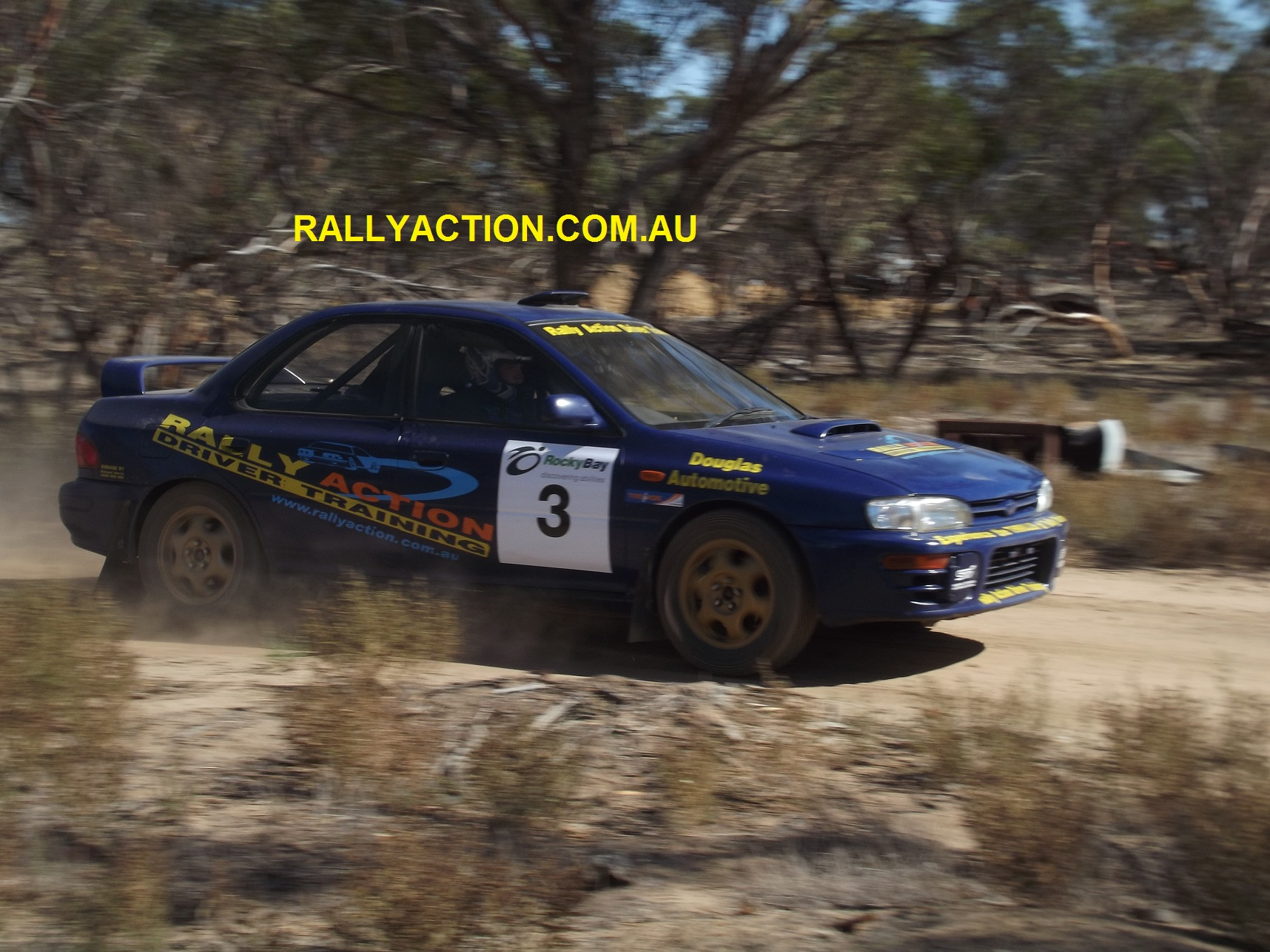 Rally Driving Experience review- Rally Action Driver Training